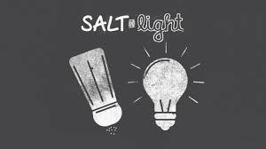 Salt And Light Volunteer The Christians Influence Salt And Light Jackvanrooyen Com