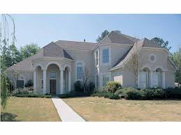 french country home stucco eplans french country house plan brick and stucco home with european