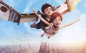 2016 Animated Movie Ballerina, HD ...