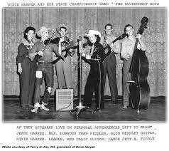 Hillbilly-Music.com - Dixie Harper and Her Texas Champion Fiddle Band