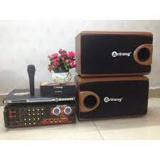 Nguyên dàn karaoke loa Arirang tặng Micro