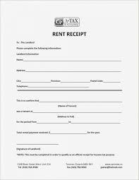 Template Receipt Template Word Rent Receipt Format Word
