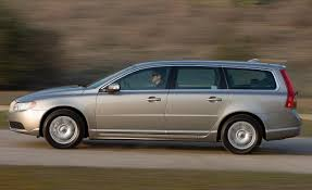 2008 Volvo V70 iii – pictures, information and specs - Auto ...