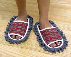 Floor Mop Slippers
