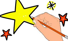 Cómo dibujar una estrella: 5 trucos fáciles