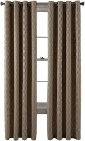 studio by jcp home studiotm luna grommet top lined textured blackout curtain panel