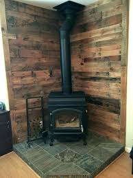 convert gas fireplace to wood burning convert fireplace to wood stove converting a gas fireplace back