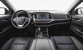 2018 toyota highlander limited platinum.  highlander 2018 toyota highlander interior inside toyota highlander limited platinum