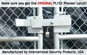 chain link fence gate lock. Chain Link Fence Gate Latch Pl . Lock N