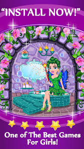 screenshot 10 for princess fairy mermaid beauty spa cute fashion cinderella makeup and dress