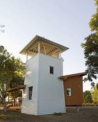 Lookout Tower Plans Tower Small House Bliss