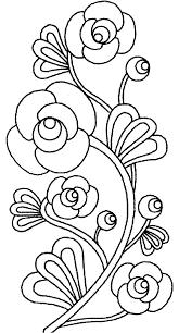 Fiori Astratti Disegno Da Colorare Gratis Disegni Da Colorare E