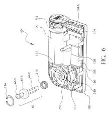 Patent us6497267 motorized window shade with ultraquiet motor at somfy roller gate 4 wire harness cable
