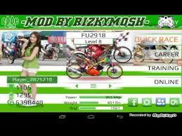 drag racing bike edition mod apk indonesia youtube