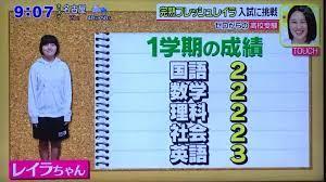 池田 レイラ 高校 受験