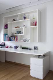 Bedroom Cool Teen Desk White Bedroom Furniture Long Desk Table