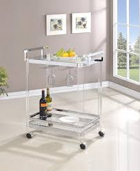 clear plastic furniture. Clear Plastic Serving Cart Furniture