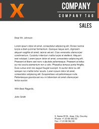 X Letterhead Template For Pages Free Iwork Templates