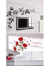 Small Picture Wall Stickers Buy Wall Decals Stickers Online in India