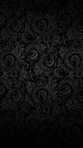 Mobile Wallpapers Black Designs ...