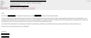 ... How To Properly And Professionally Email For Resume And Sample Email  Resume Message Also Emailing A Email Resume Etticate With What To Write ...