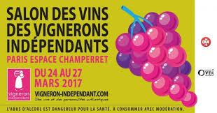 salons des vignerons indépendants porte de champeret 2016