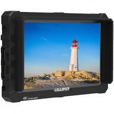<b>монитор</b> Lilliput A7S 4K чёрный купить - Fotorange ...