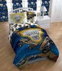 monster jam bedding truck bed set sheets