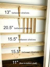 pantry shelf kit common depth liners for wire shelves pantry shelf