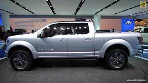 2015 ford f 150 atlas. Interesting Ford 2015 Ford F150 Atlas Prototype  Exterior Walkaround 2013 Detroit Auto  Show YouTube Throughout F 150 F