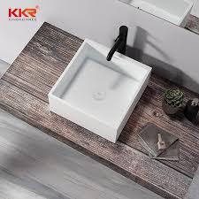 bathroom vanity top wash basin