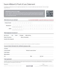 att affidavit form 2014 2018 form asurion f 017 48 aen fill online printable fillable