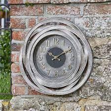 smart garden ripley clock 50cm