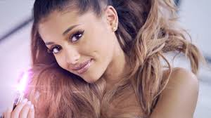 all copyrights belong to ariana grande and her team