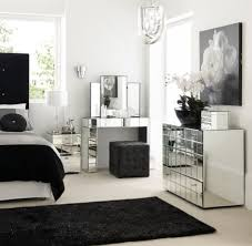 black and silver bedroom furniture. Home Decor: Go Glam With Modern And Vintage Silver Furniture. Black BedroomBlack Bedroom Furniture I