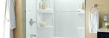 installing shower doors bathtub shower doors delta tub shower door installation installing frameless shower door on