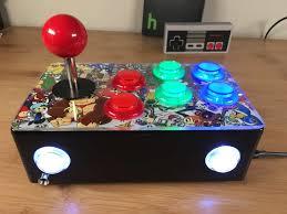 pi retrobox build your own diy raspberry pi all in one arcade joystick