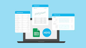Financial Report Cover Page Financial Statements Template Xero Youtube