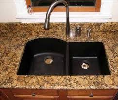 cleaning granite composite sinks. Black Granite Composite Sink Cleaning Photo In Sinks