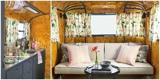 Image Camper Van Camper Decorating Ideas Kitchen Living Room Country Living Magazine Rv And Camper Decorating Ideas Rv Decor Pictures