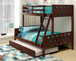 Noah Cappuccino 3 Bed Bunk Bed
