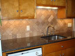 Travertine Floors In Kitchen Tile Backsplash Ideas Travertine Backsplash Ceramic Tile Tile