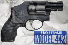 s w model 442