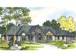 Rustic French Country House Plans  Interior DesignFrench Country Ranch Style House Plans
