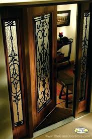glass and iron front doors iron and glass front doors wrought iron glass front entry doors