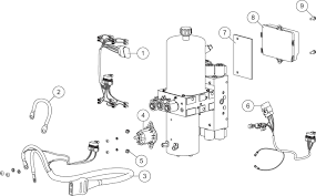 fisher xtremev v plow parts diagram iteparts com xtremev electrical components diagram
