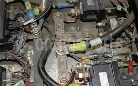nissan forklift fuse box location Wiring Diagram For Hyster 50 Forklift Hyster 60 Electric Forklift Wiring Diagram