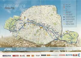 Paris Marathon Elevation Chart Running In France