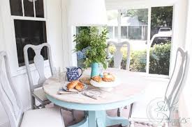 comfy brown wooden sunroom furniture paired. Chalk Paint Furniture Comfy Brown Wooden Sunroom Paired H
