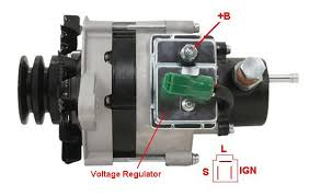 2h alternator questions identifying a 24v vs 12v externally pictures of the alternator we have